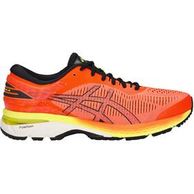 asics Gel-Kayano 25 Shoes Men Shocking Orange/Black